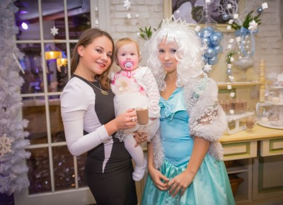 Новогодняя Вечеринка «Снежная Королева»