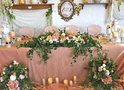 Свадьба Виктории и Евгения «Персиковая нежность»