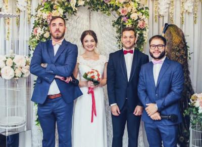 «Торжество Любви и Счастья» Свадьба Марии и Алексея!