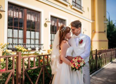 Свадьба Дениса и Людмилы «Затаив дыхание»!