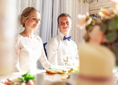 Свадьба Евгения и Екатерины «Счастье в персиковом цвете!»